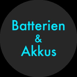 5. Batterien & Akkus